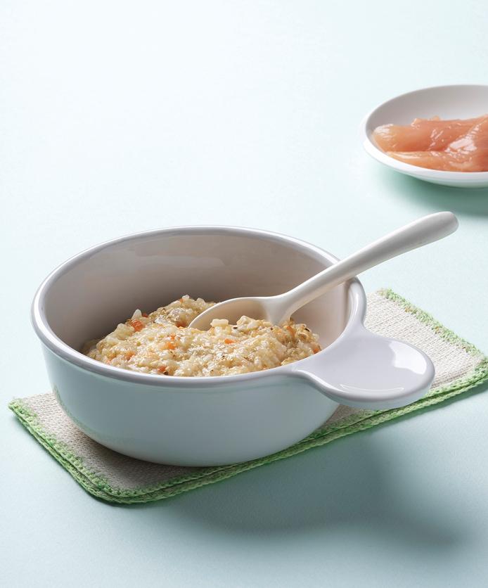 닭안심키노아달걀죽(후기이유식)