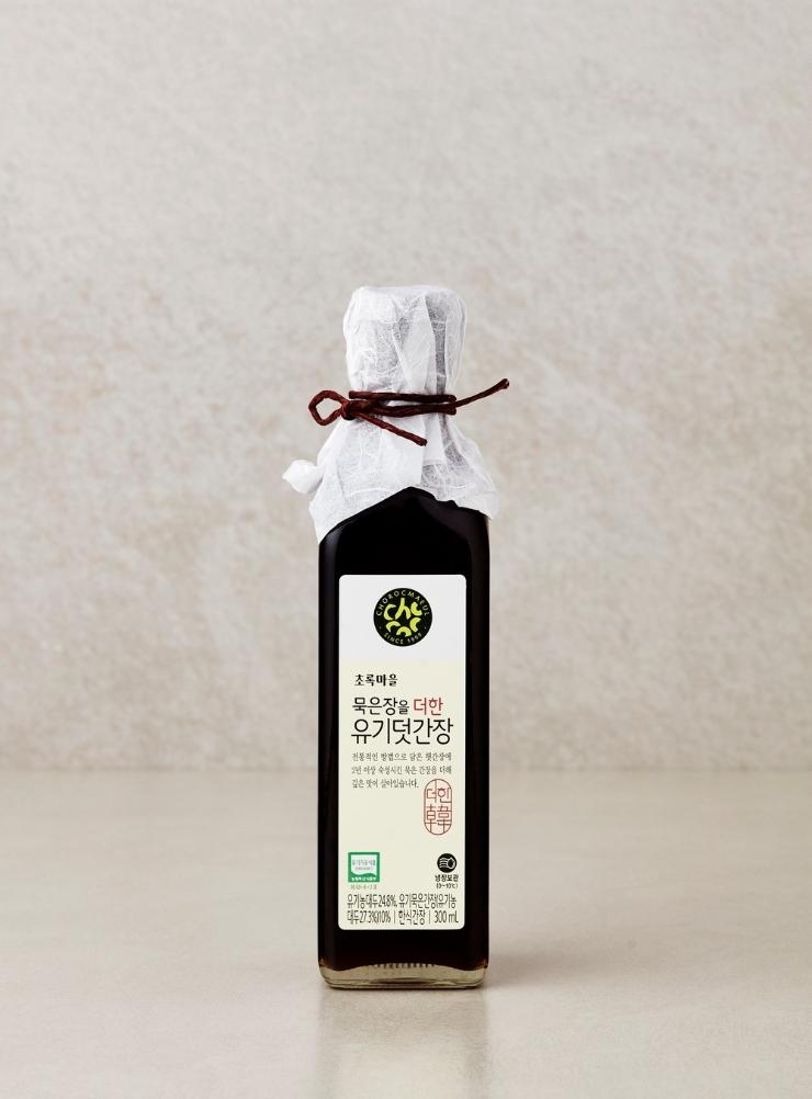 묵은장을 더한 유기덧간장(300mL)