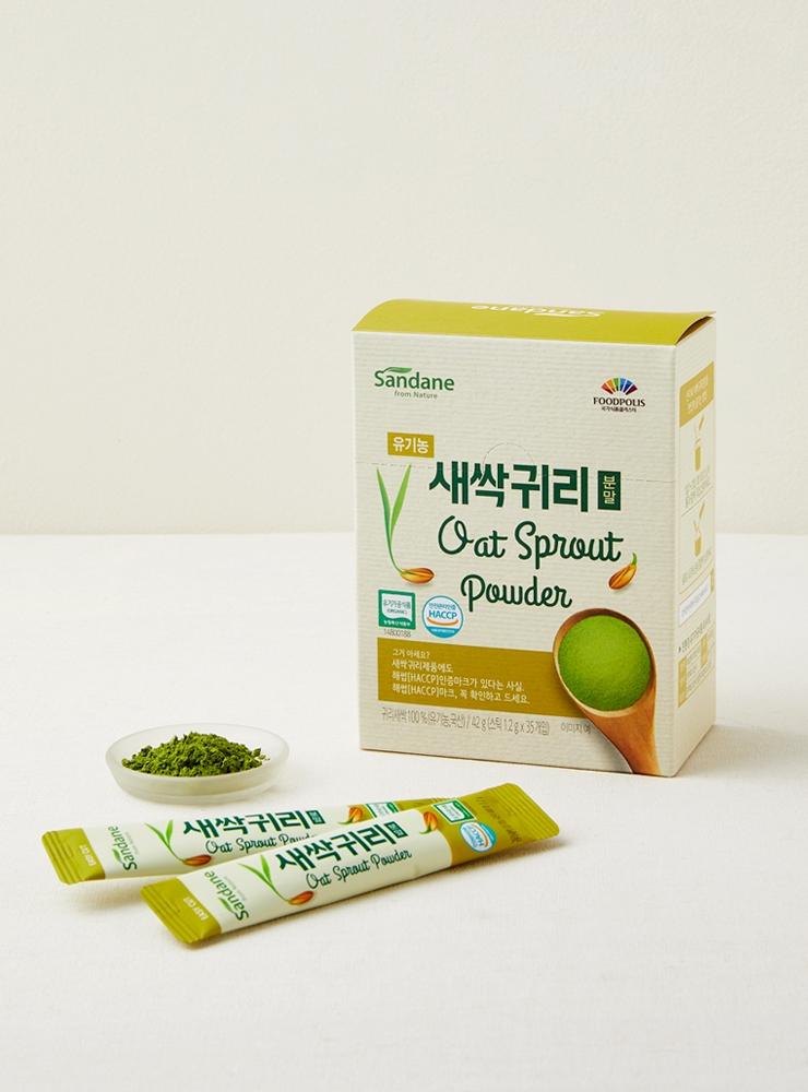 유기농새싹귀리분말(스틱형/35입)