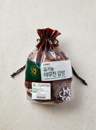 유기농야무진알밤 (1.5kg)