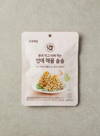 밥에 해물 솔솔(8gx3봉)