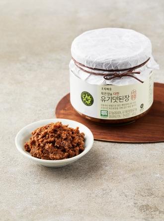 묵은장을 더한 유기덧된장(450g)