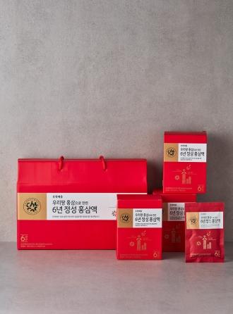 6년정성홍삼액(60mLx30포)