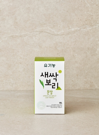 유기농새싹보리분말(100g)