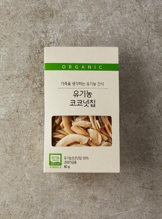유기농코코넛칩(80g)
