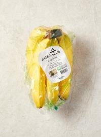스미후루순유기농바나나(750g내외)