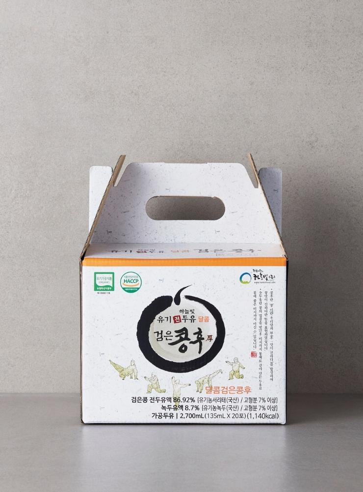 유기하늘빛전두유검은콩후(달콤135mLx20포)